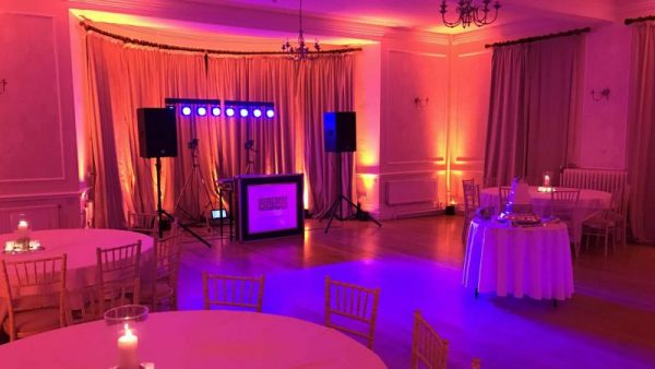 Eastington Park Stonehouse Wedding Disco