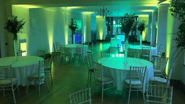 Wedding Disco Coombe Lodge Blagdon