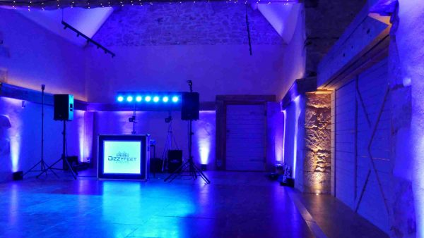 Disco Party Oxleaze Barn Lechlade