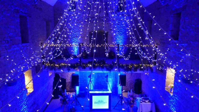 Wedding DJ Great Tythe Barn Tetbury