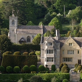 Owlpen Manor Uley Dursley