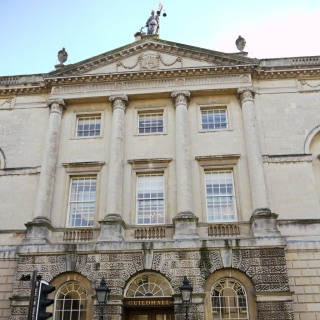 The Guildhall Bath Somerset