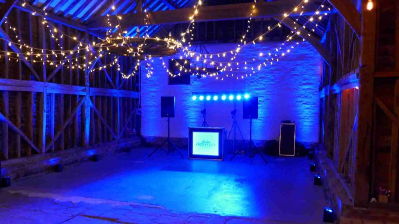 Mobile Disco The Over Barn Gloucester