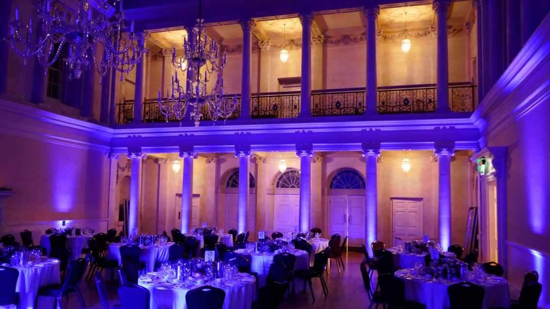 LED Uplighting Assembly Rooms Bath